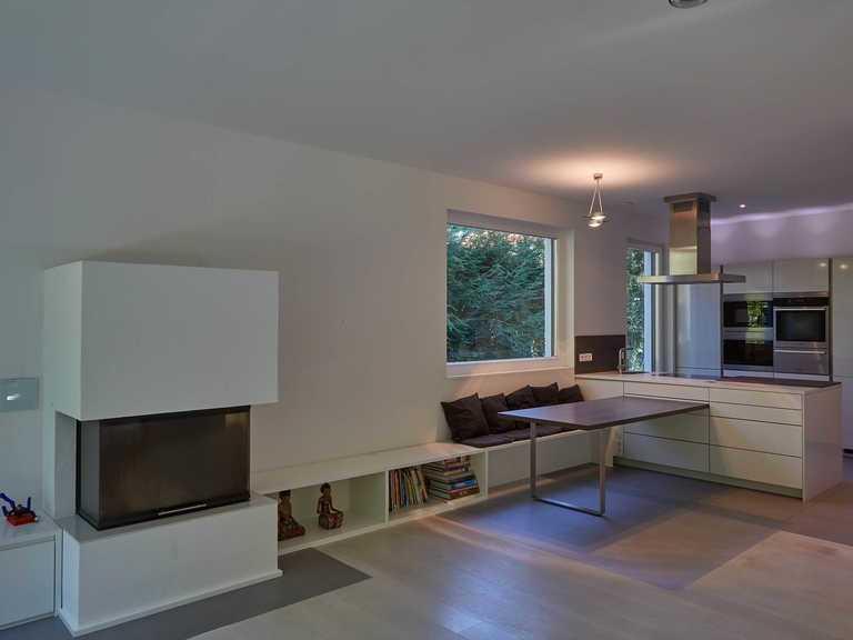 Designhaus Kubus, Küche