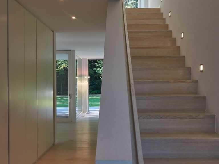 Designhaus Kubus, Flur