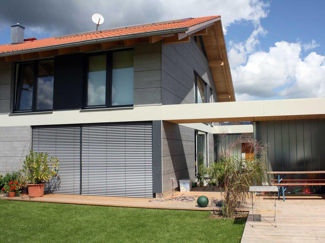 Einfamilienhaus Saskia Hauptansicht