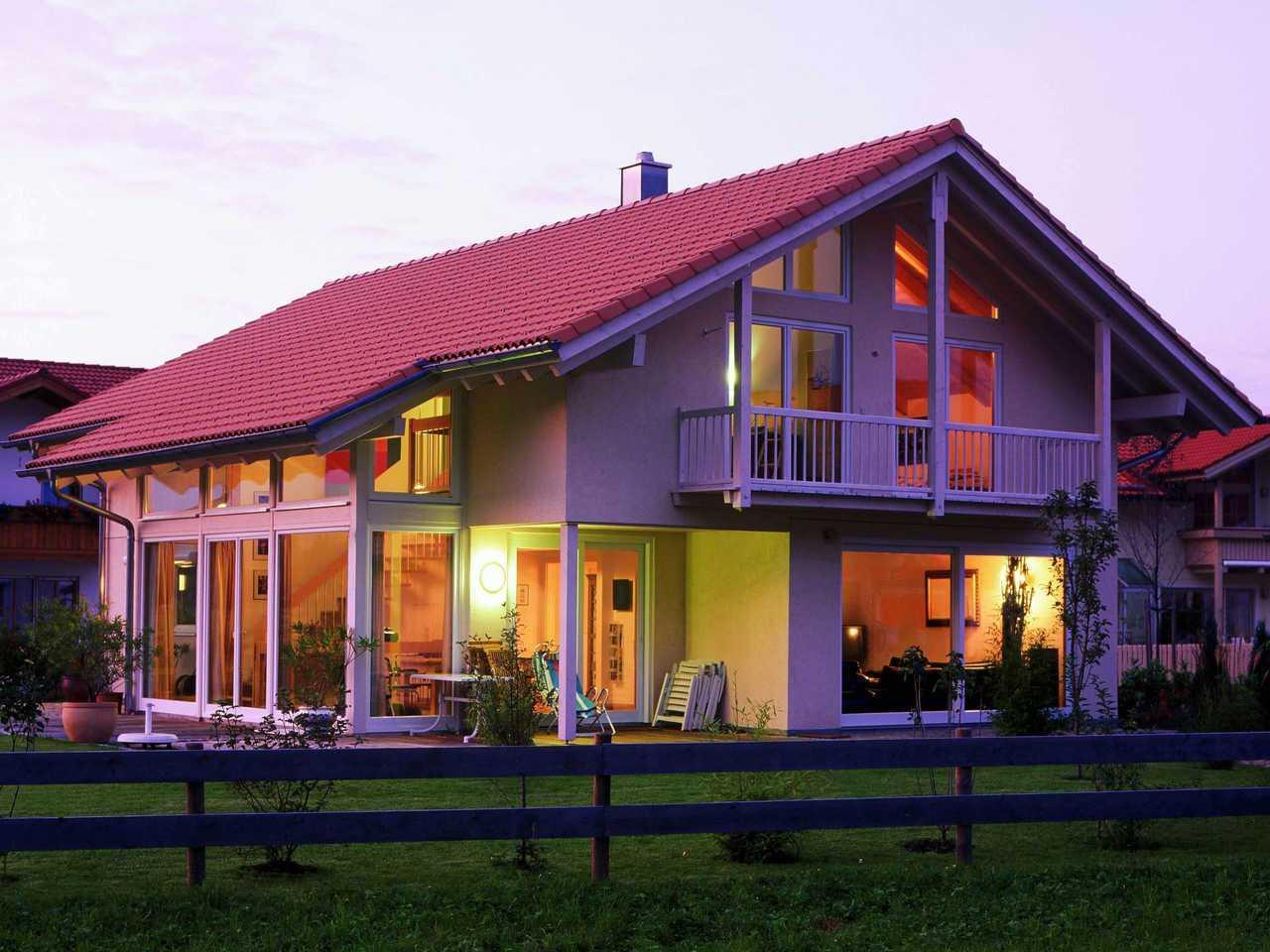 Einfamilienhaus Ursula Hauptansicht