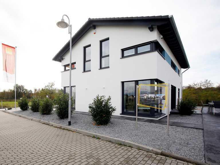Musterhaus Werder, OKAL Haus, Aussenansicht 4