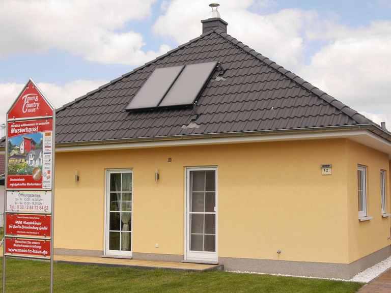 Bungalow 110 - Musterhaus Bruchland