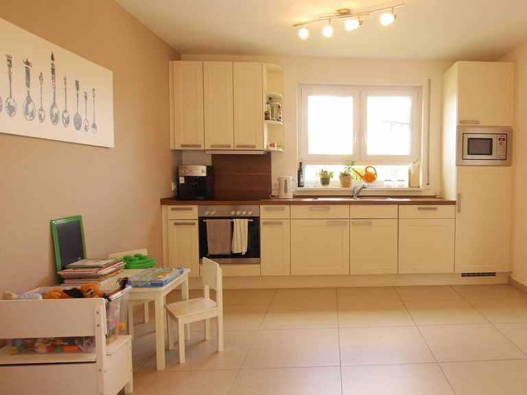 Einfamilienhaus Flair 125, Küche