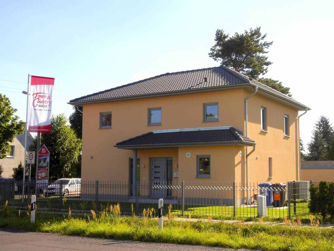 Stadthaus Flair 152 RE - MH Hamburger Straße