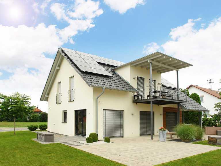 Musterhaus BASE 151 - FBW Fertigbau Wochner