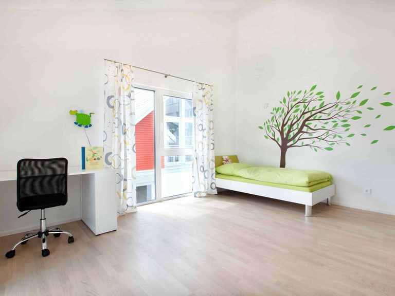 Jugendzimmer - Musterhaus Fellbach-Stuttgart von TALBAU-Haus