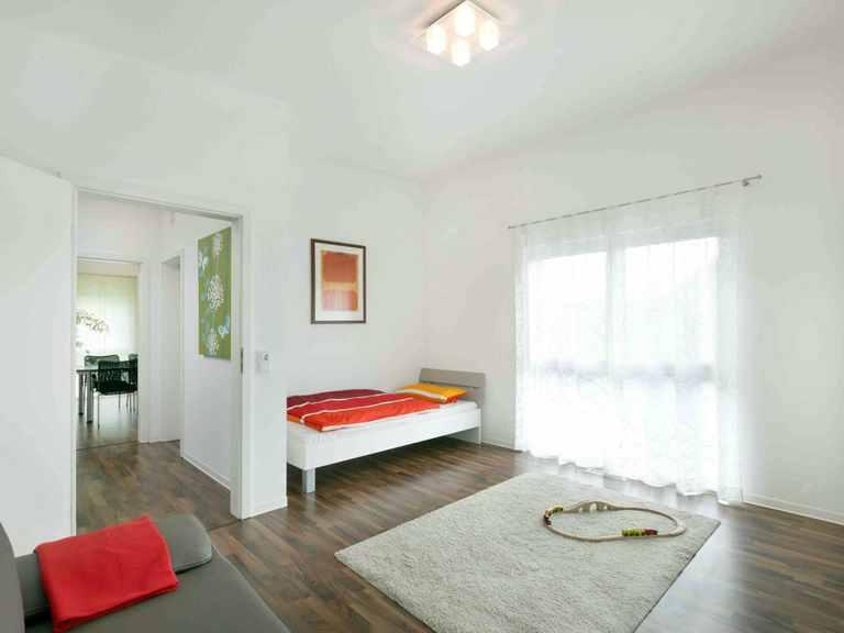 Kinderzimmer - Musterhaus Ulm von TALBAU-Haus