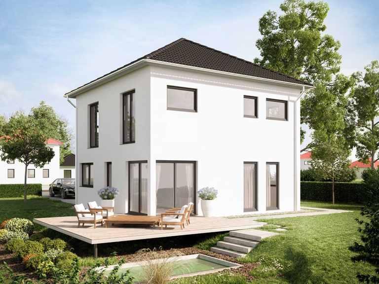 Einfamilienhaus Unikat 127 von TALBAU-Haus