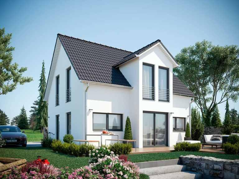 Einfamilienhaus Vario4Plus Klassik von TALBAU-Haus