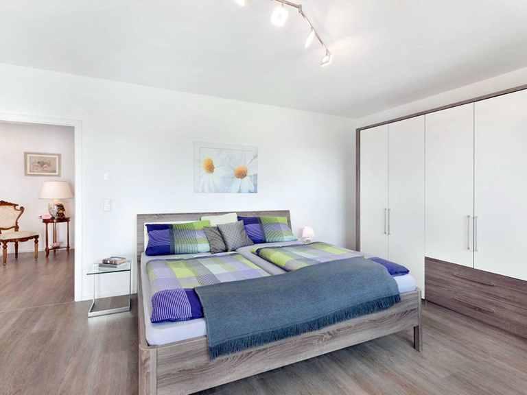 Schlafzimmer - Bungalow Unikat 140 von TALBAU-Haus