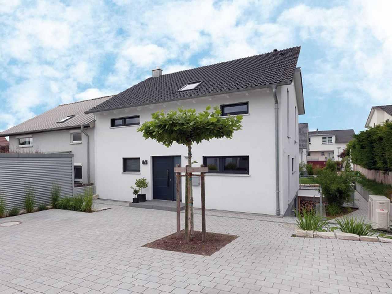 Einfamilienhaus Unikat 089 von TALBAU-Haus