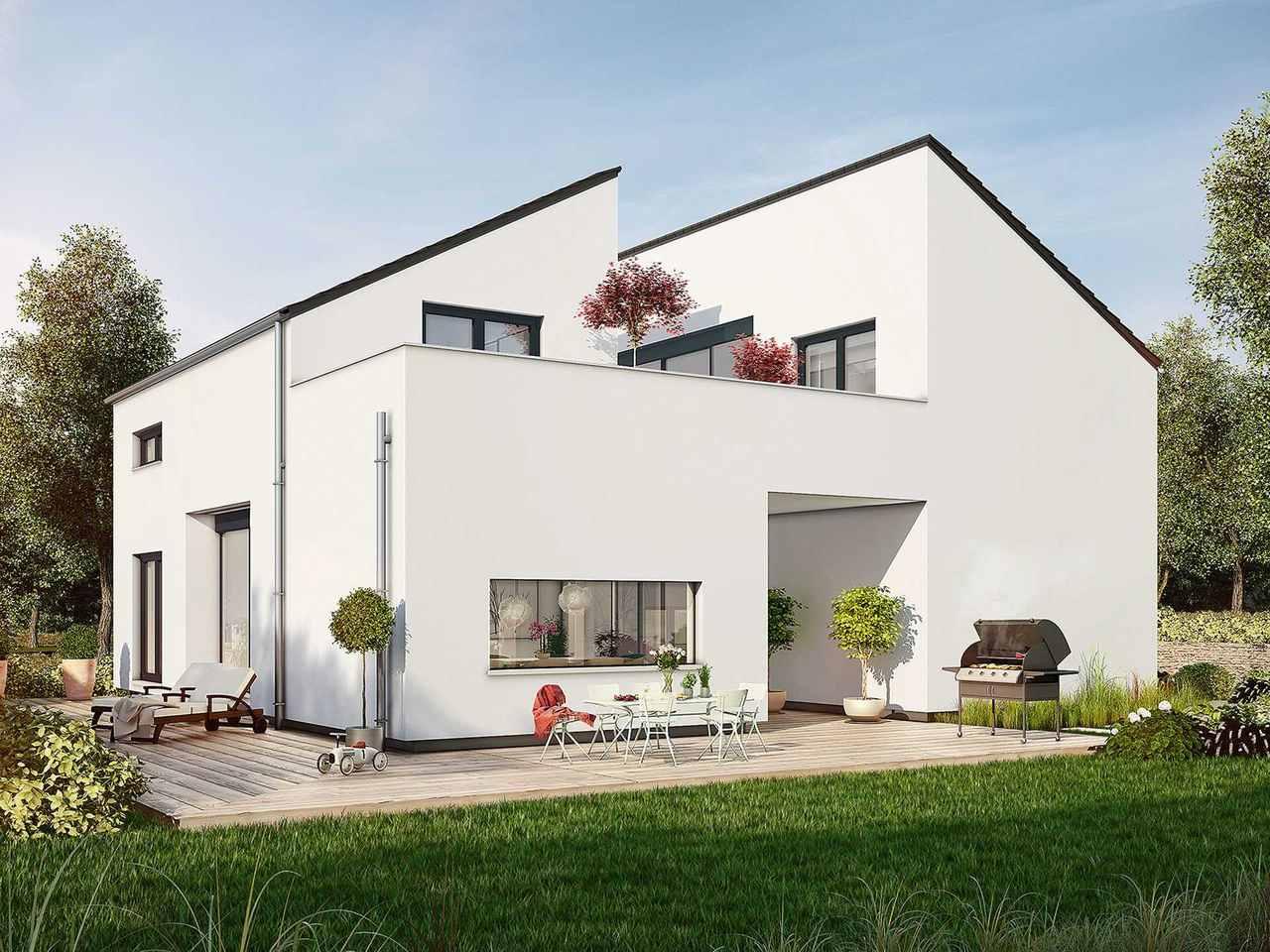 Musterhaus Bad Vilbel von OKAL Haus