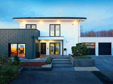 Musterhaus Schkeuditz von OKAL Haus
