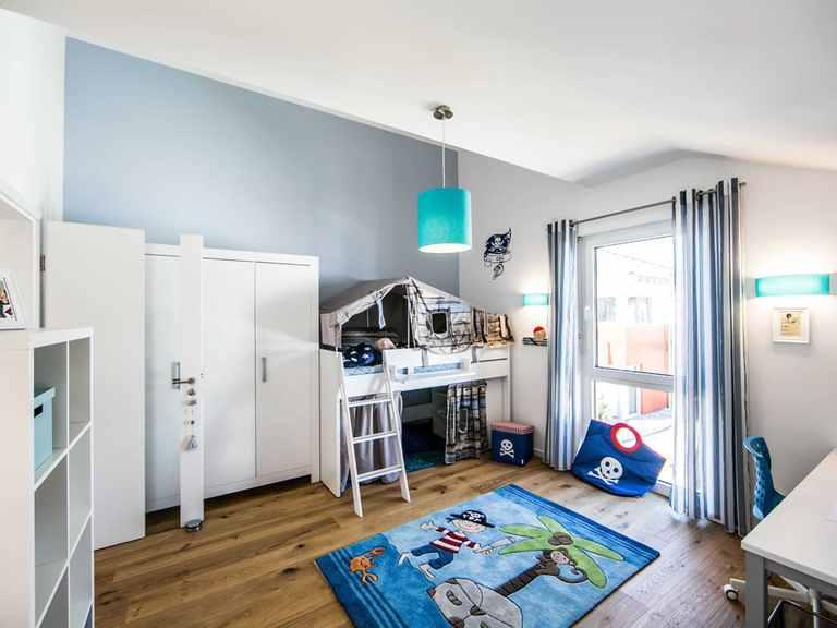 Kinderzimmer - Musterhaus Offenburg von OKAL Haus