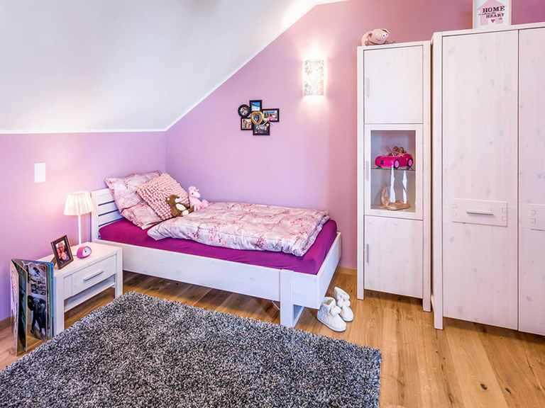 Kinderzimmer - Musterhaus Fellbach von OKAL Haus