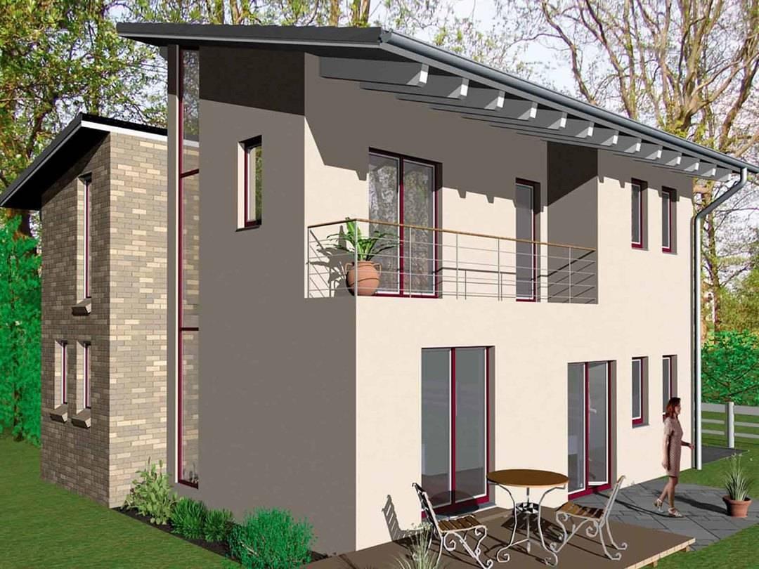 Haus MODERN 123 von AP:art Haus GmbH