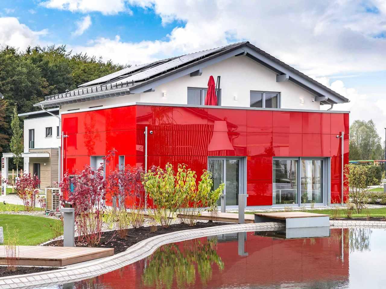 Musterhaus Günzburg von OKAL Haus
