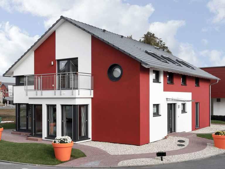 Musterhaus Mannheim von OKAL Haus