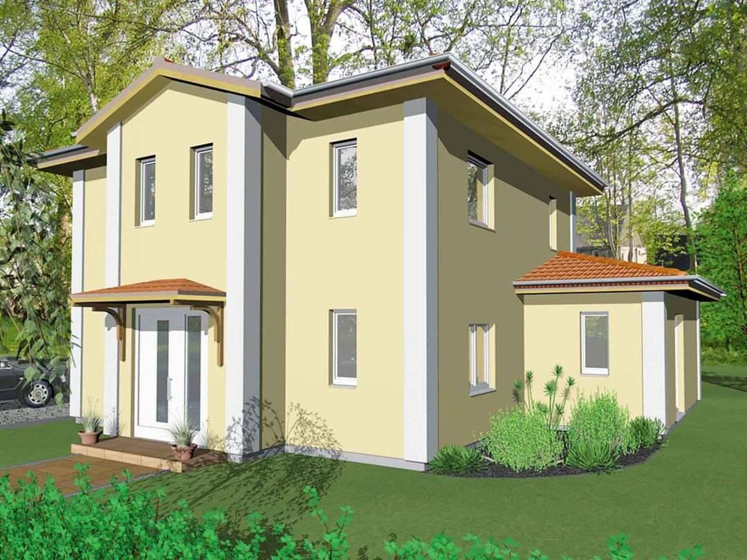 Haus MODERN 146 von AP:art Haus GmbH