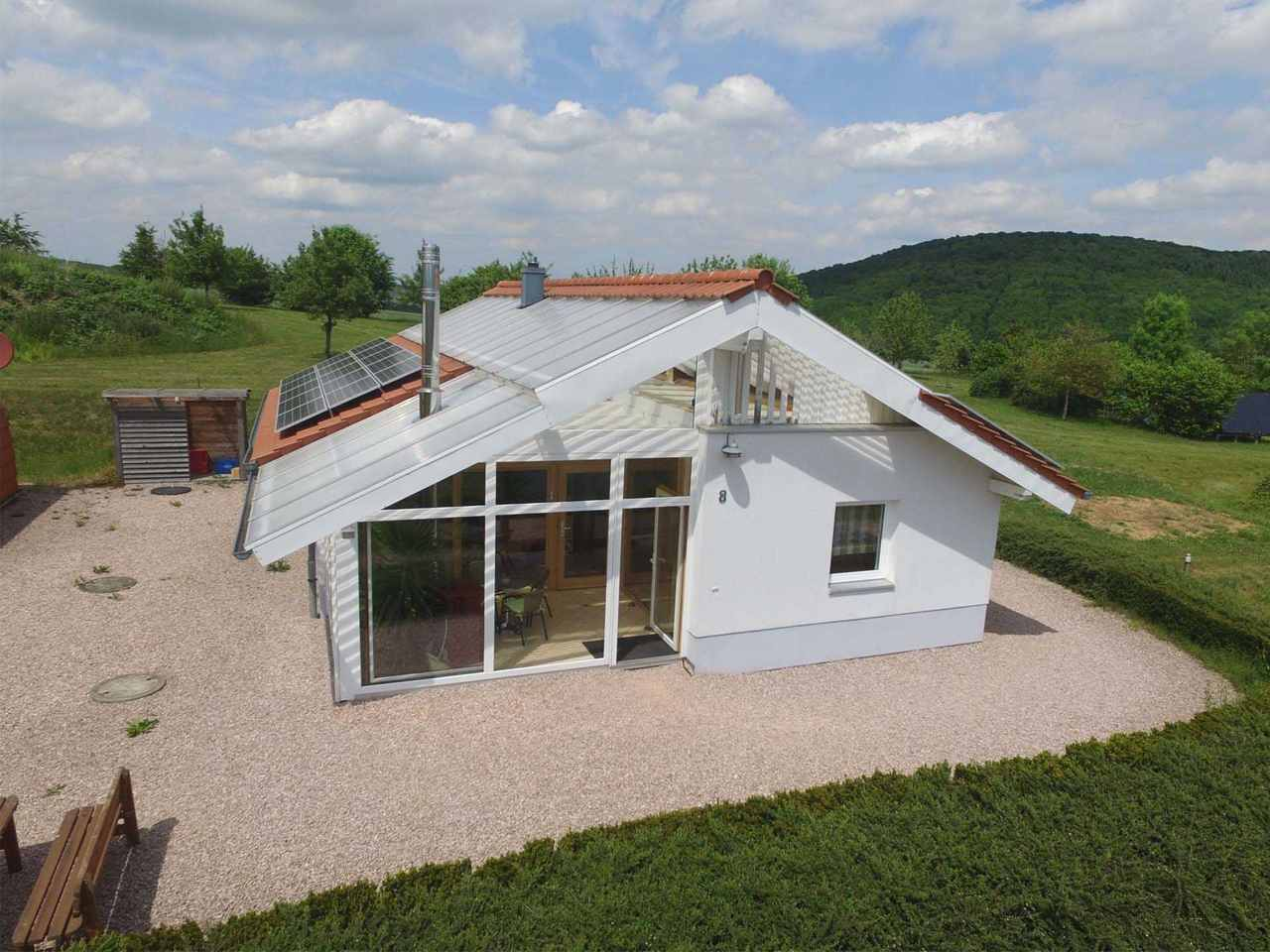 Musterhaus 8 - Bio-Solar-Haus