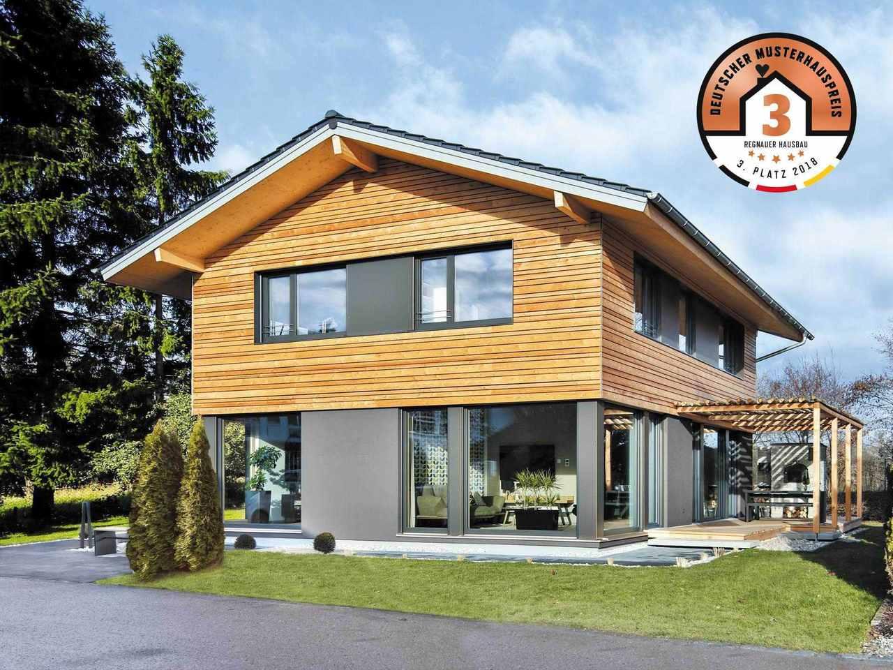 Kategorie Newcomer Platz 3 Musterhaus Heidi