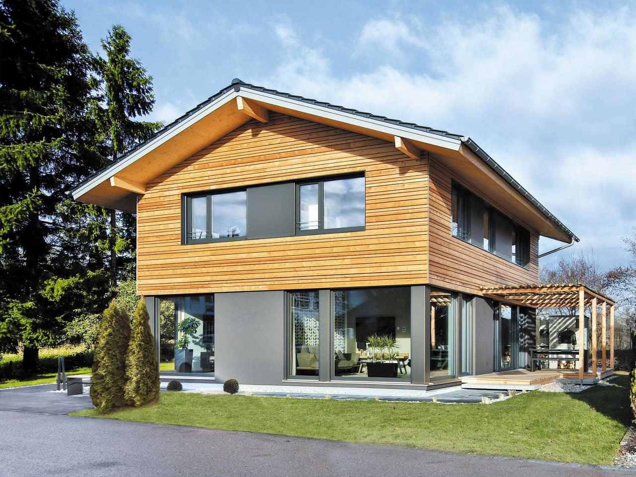 Regnauer Hausbau - Musterhaus Heidi