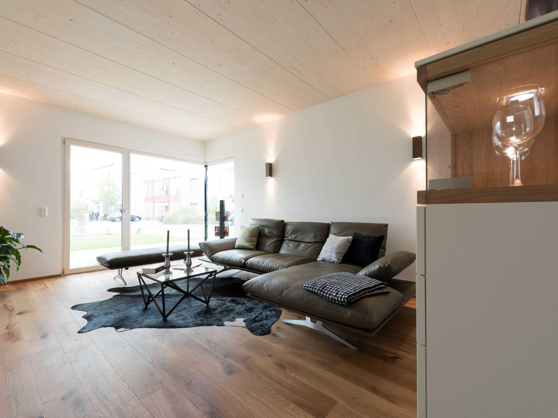 Musterhaus Design 183 Frammelsberger Holzhaus Musterhaus Net