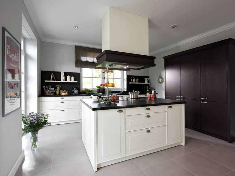 Musterhaus Falkensee Küche
