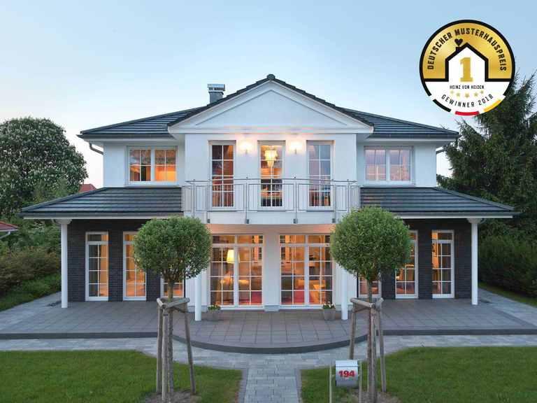 Kategorie Premiumhaus Platz 1 Musterhaus Falkensee