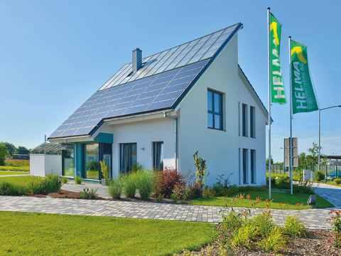 Musterhaus - Das EnergieAutarkeHaus