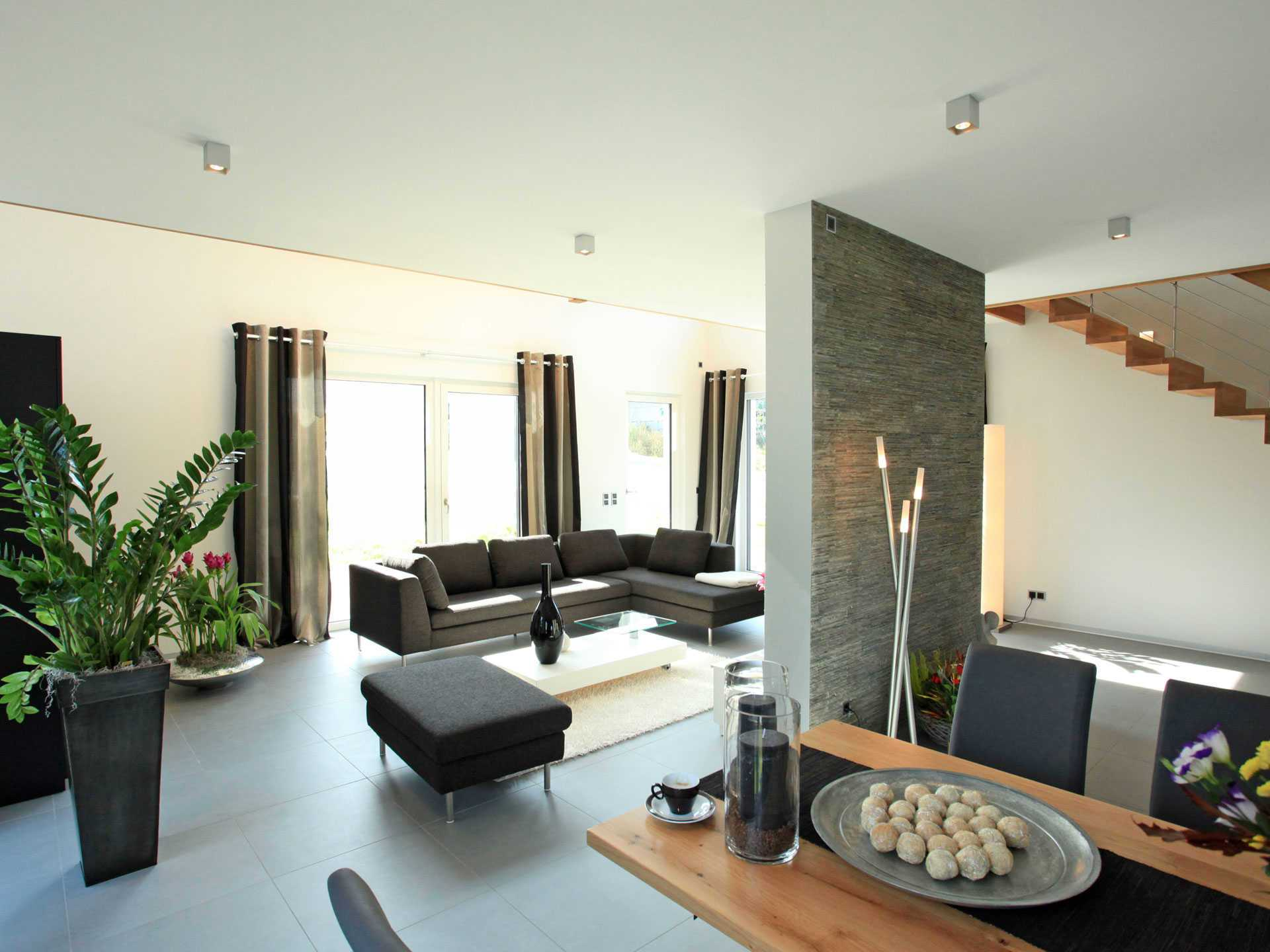 stadtvilla bh 205 lechner massivhaus. Black Bedroom Furniture Sets. Home Design Ideas