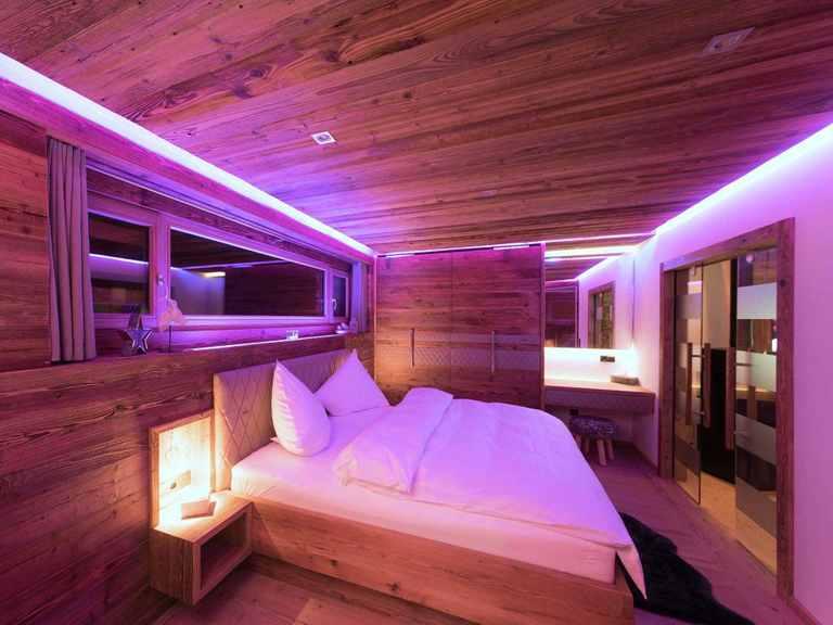 Tirolia - Chalet Tirolia Schlafzimmer 2