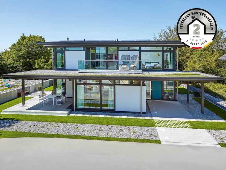 Kategorie Newcomer Platz 2 Musterhaus Mannheim