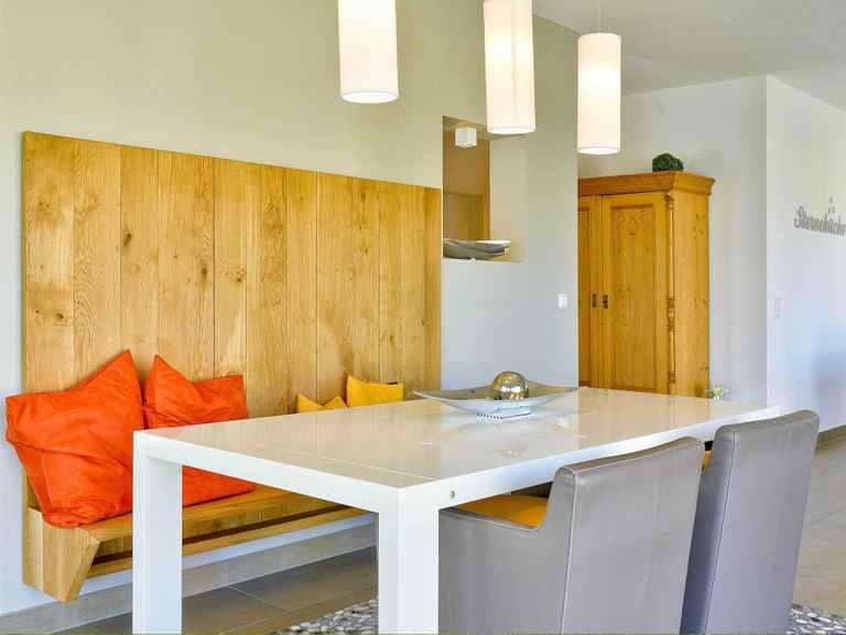Büdenbender Hausbau Musterhaus Brentano Essbereich