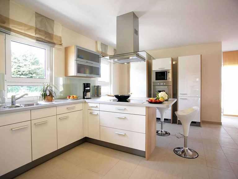 Musterhaus Family Classic - OKAL Haus Küche