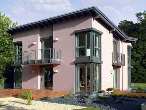 ▷ Musterhaus Bad Vilbel - BRAVUR 550 - FingerHaus