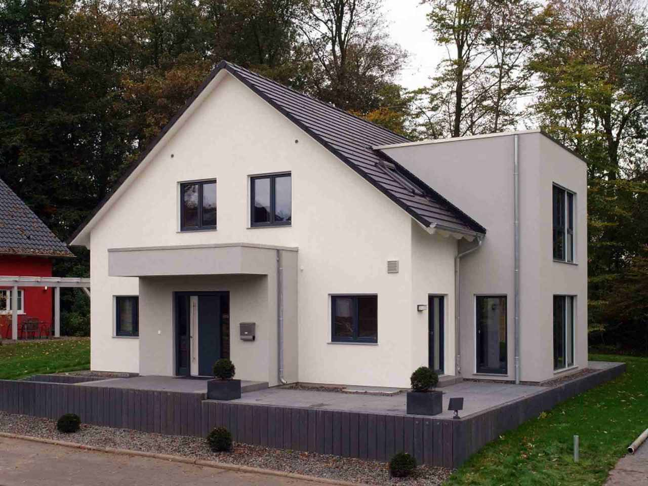 Musterhaus Da Capo Sonderplanung - Schwabenhaus