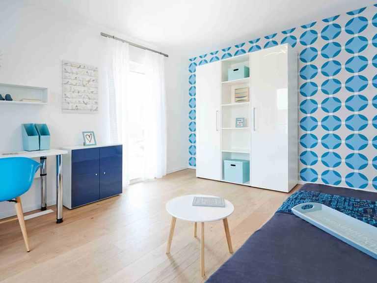 Musterhaus Stuttgart - Fingerhut Haus Jugendzimmer