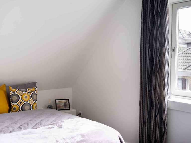 Einfamilienhaus 126A - Die HausCompagnie Schlafzimmer