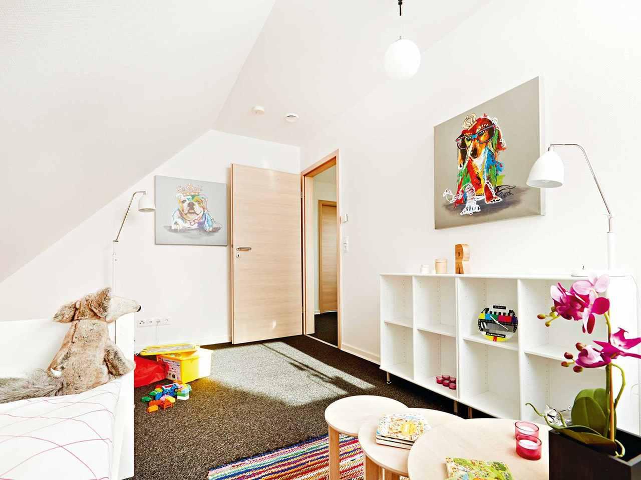 Einfamilienhaus 126A Kinderzimmer