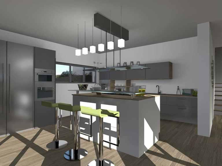 Trend 210 - GECCI Offene Küche