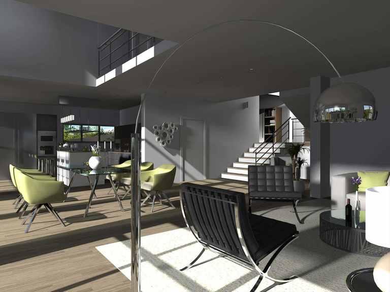 Trend 210 - GECCI Wohnzimmer