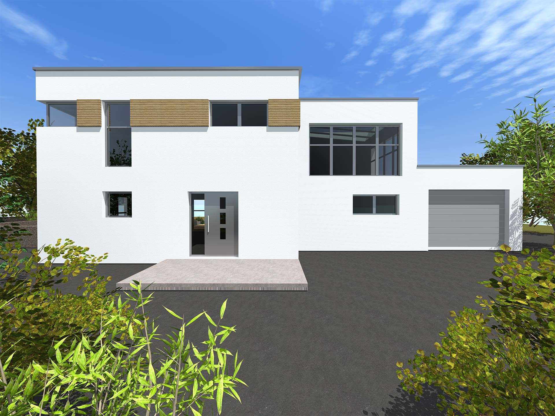 Kubus haus comfort 300 gecci for Comfort house