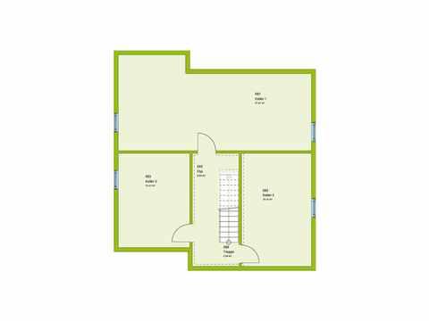 Einfamilienhaus Newstyle Unique 01 Grundriss KG