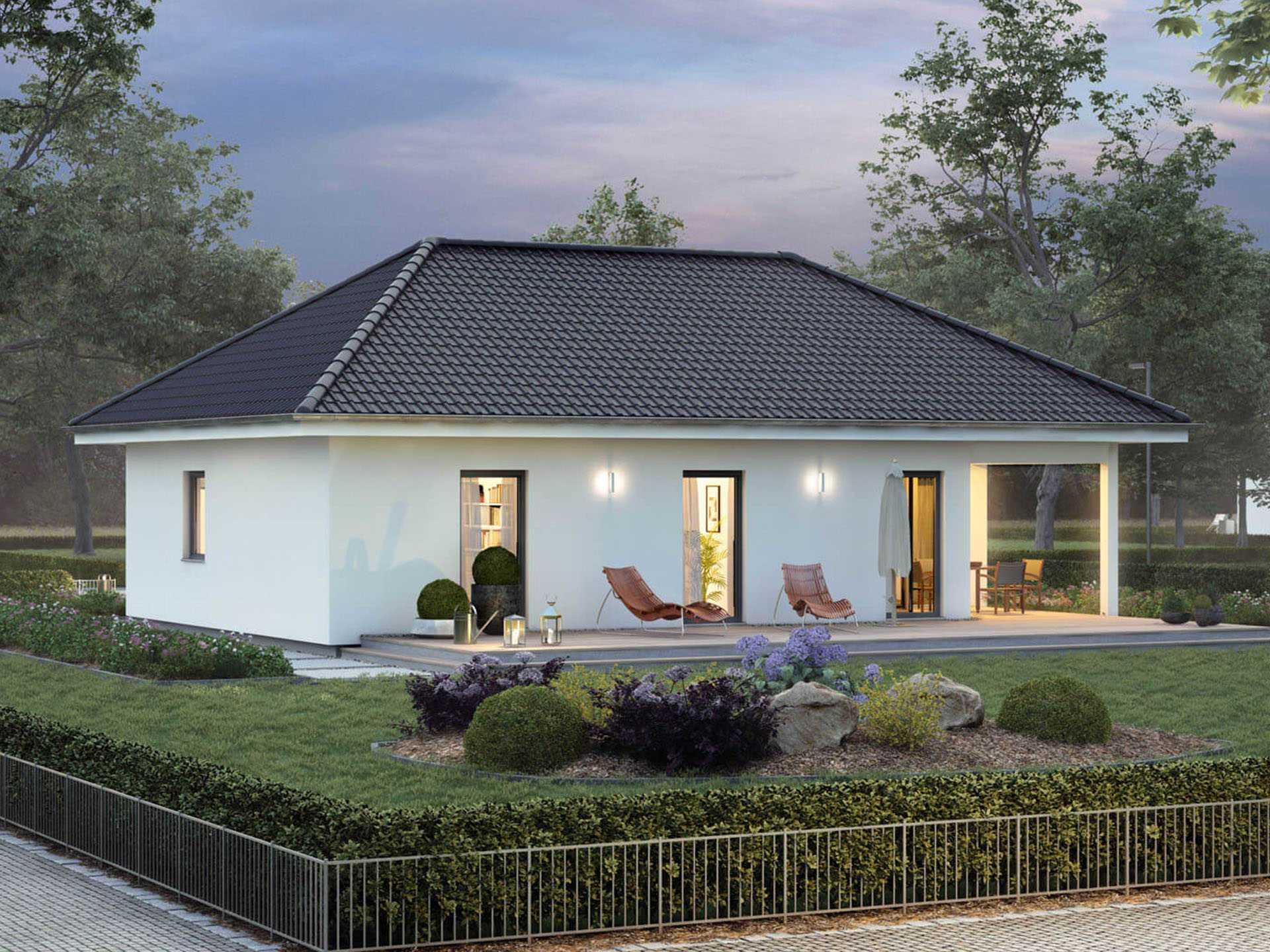 bungalow lifestyle 32 v1 massa haus. Black Bedroom Furniture Sets. Home Design Ideas