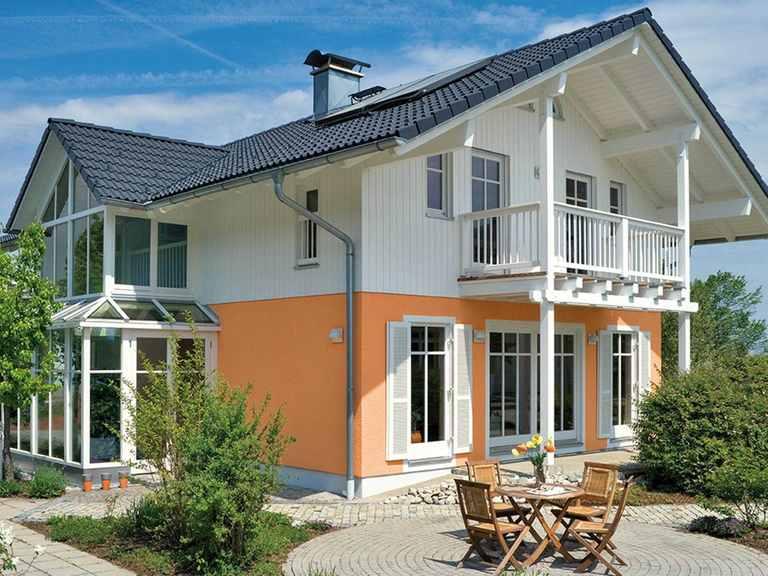 Einfamilienhaus Seebruck Hauptansicht