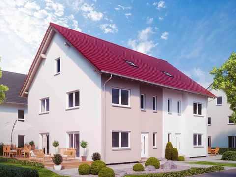 Doppelhaus Stadt-Special 05 Hauptansicht