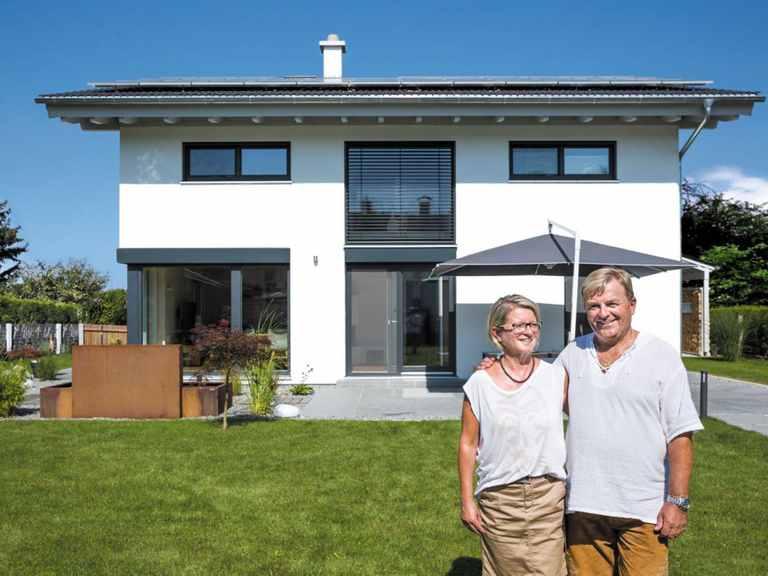Einfamilienhaus Bruckmühl - Regnauer Hausbau Kunden