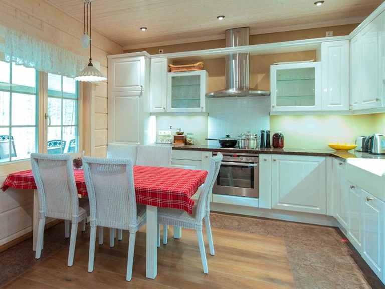 Holzhaus Indra Küche