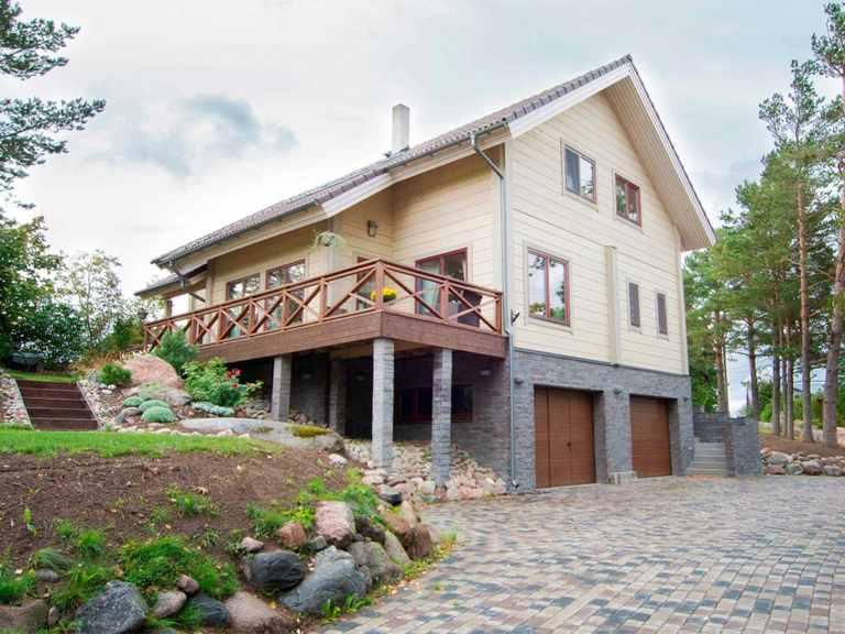 Holzhaus Nemesia - Finnlog Deutschland